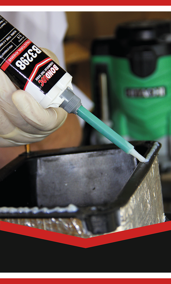 Structural Adhesives & Epoxy Sticks