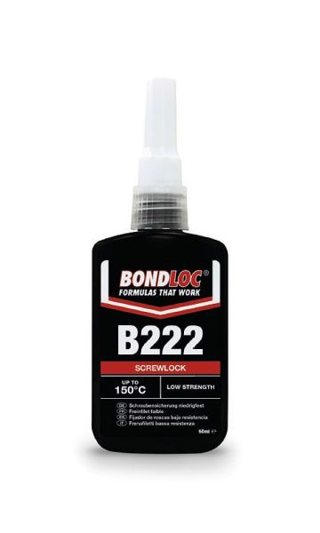 Bondloc B222 Screwlock