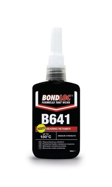 Bondloc B641 Bearing Retainer