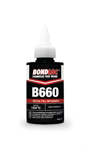 Bondloc B660 Metal Fill Retainer