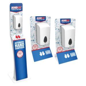 Bondloc Sanitising Stations