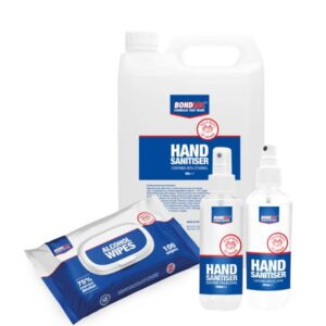 Bondloc Liquid Hand Sanitisers