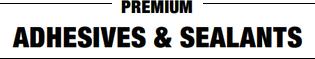 Bondloc Premium Adhesives and Sealants